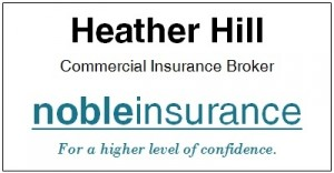 HEATHER HILL NOBLE INSURANCE LOGO