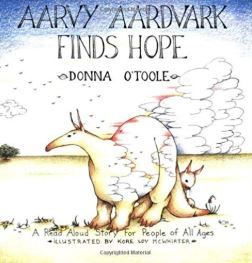 Aarvy Aardvark Finds Hope
