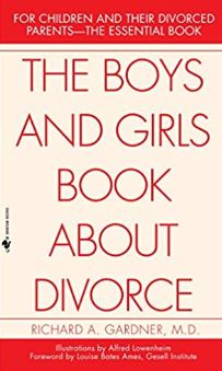 The Boys and Girls Books About Divorce